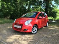 Suzuki Alto 1.0 SZ4 5dr AUTOMATIC, Low Genuine Mileage, F/S/H, New Mot No Advisories