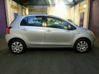 Toyota yaris 1.0 petrol 08 reg 5 door hatchback