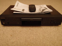 Technics SL-PG4 CD player with optical output and remote control