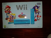 NINTENDO WII - AS NEW - STILL BOXED - SPECIAL LONDON OLYMPICS 2012 EDITION