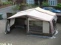 Pennine (Conway) Pullman Trailer Tent / Folding Camper / Excellent Condition, must be seen!