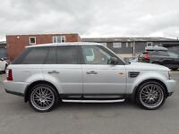 FINANCE ME!! NO VAT!! Range rover sport hse 2.7 tdv6 with full service and superb condition!!