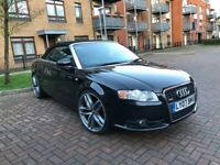 Audi A4 Cabriolet 2.0 TFSI S Line Special Edition Cabriolet Multitronic 2dr