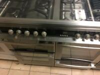 Leisure Ranged Cooker 100CM