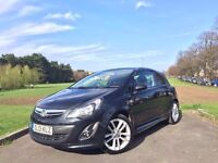 2013 VAUXHALL CORSA 1.4 SRi, PETROL, MANUAL 3-DR **GENUINE LOW 33,000 MILES**BRAND NEW MOT**FULL SH