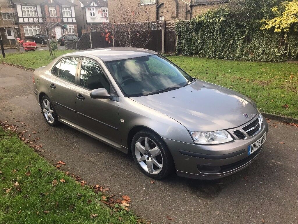 Saab 9 3 19 Tid Vector Sport 4dr P X Welcome Trade Sale Full Vauxhall Wiring