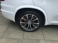 X5 MSport white 7seats