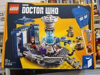 Lego Ideas Dr. Who (Lego Set 21304) Now retired