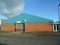 Industrial Warehouse Unit Available On Popular Busy Snowdon Road Middlesbrough