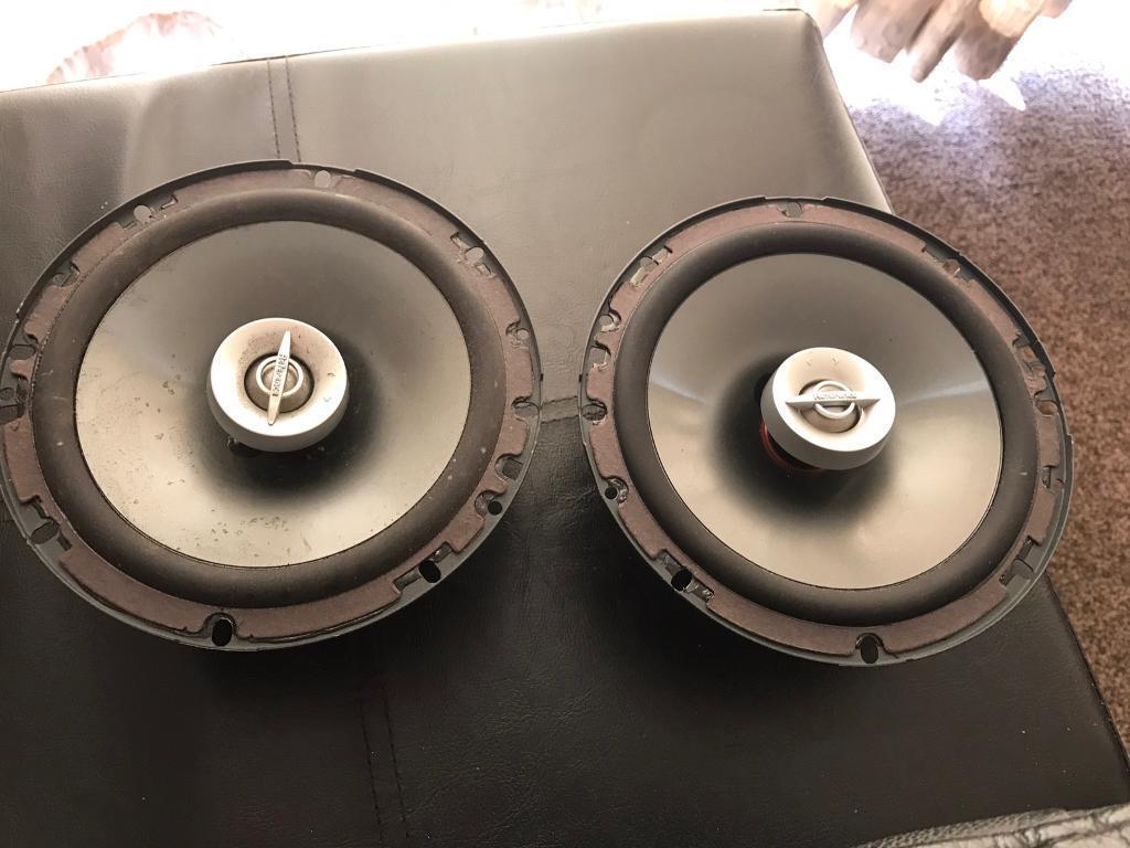 Infinity 6512i 6.5 inch speakers