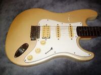 Fender Sunn Mustang Stratocaster, Very Rare.