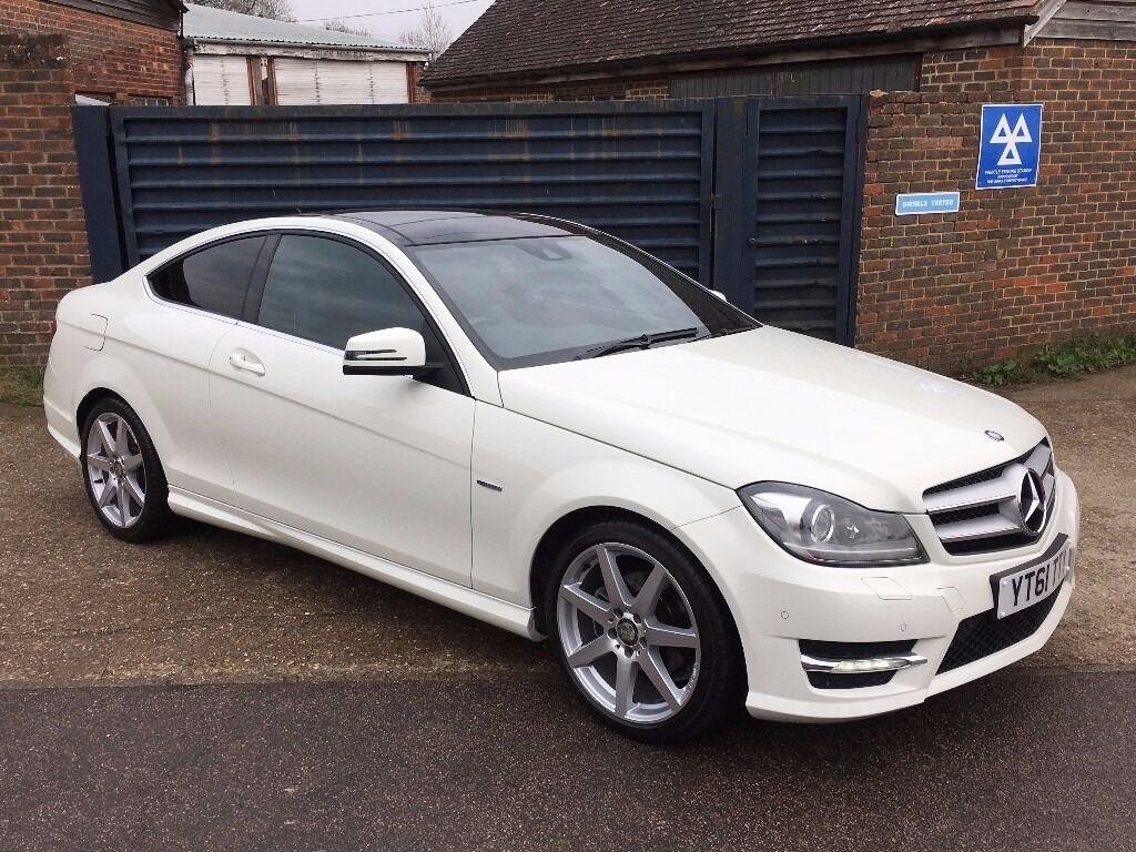 Mercedes benz c class c250 cdi amg sport edition 125 for Mercedes benz panoramic roof