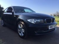 BMW 118 2007 57 2.0 F/S/H MOT 1 YEAR DELIVERY ANYWHERE IN UK PART EX WELCOME