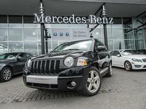 2009 Jeep Compass Limited 4D Utility