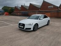 Audi A6 2.0 TDI Diesel, 7 speed S-Tronic Gearbox, Ultra Edition, full service history, hpi clear
