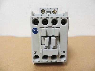 Allen Bradley 700cf310zj Control Relay 24 Volt Dc New