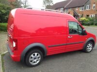 Ford connect trend high top long wheel base van for sale excellent condition inside/out and