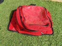 Magnetic Expandable Tank Bag