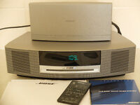 Bose Wave Music System with DAB Module. Excellent condition!