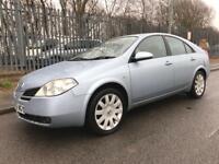 2005 Nissan Primera 1.8 Petrol 5dr Hatchback BARGAIN PRICE £425!!!!