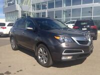 2012 Acura MDX Elite Package SH-AWD (A6) All-wheel Drive