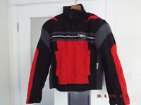 Weise armoured motorcycle jacket