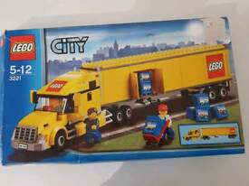 Lego city 3221 Deliver truck