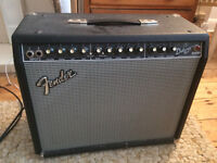 Fender Combo Amp - too powerful for me - 100 watts - used but in perfect working order