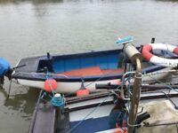 exlife boat fishing boat