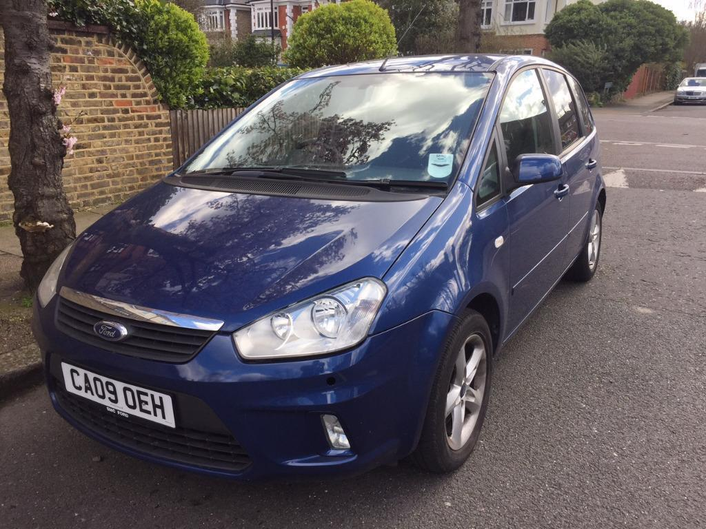 ford c max 2 0tdi titanium 2009 automatic 29000 mileage with valid mot in south east london. Black Bedroom Furniture Sets. Home Design Ideas