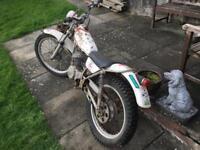 Yamaha TY175 Trials bike