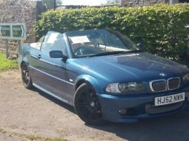 BMW 330ci Msport *VERY HIGH SPEC* £2100 ONO