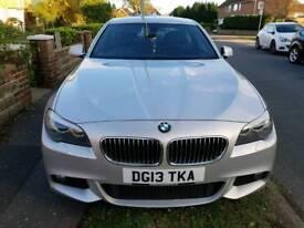 BMW 520D M PACK 2013 EXCELLENT CONDITION
