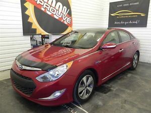 2012 Hyundai Sonata Hybrid Premium *Cuir* Toit * GPS * Bluetooth
