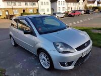 2007 Ford Fiesta S, 1.6 Manual with 83K Miles