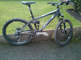 Trek Fuel EX 8 Full Suspension Mountain Bike