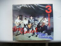 GENE VINCENT & HIS BLUECAPS 3 CD BOX SET -SEALED -POST INCLUDED/OFFERS