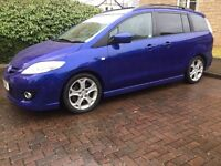 2010 Mazda 5 Furano Mpv Diesel 6 Speed 7 Seater,Leather seats,Full Mot