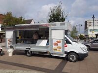 Catering / Fast Food Van for hire