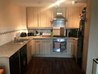 Lovely two bedroomed refurbished flat in Popley for sale - REDUCED PRICE!!