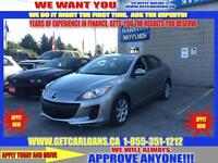 2013 Mazda Mazda3 i Sport 4-Door** Bad Credit Auto Loans!!