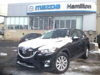 2015 Mazda CX-5 GS Sunroof back up camera,super low kms!