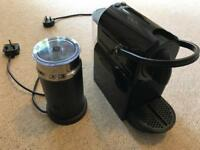 Nespresso Magimix and Milk Frother