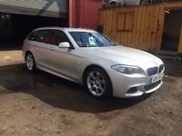 BMW 5 SERIES ESTATE SEMI AUTO £6500