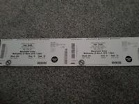 2x Sam Smith tickets Manchester 28th March 2018