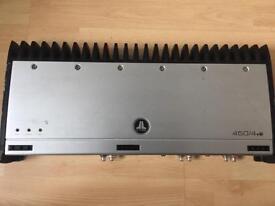 JL AUDIO 450/4v2 Amp Faulty