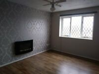 2 bedroom second floor flat