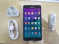 Samsung NOTE 4 BLACK 32 GB / UNLOCKED / GRADE A CONDITION / VISIT MY SHOP. / 6 MONTHS WARRANTY