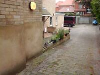 Large 3 Bedrooms DISABLED Basement Flat- No stairs- in Detached Victorian House in HOVE .BN3
