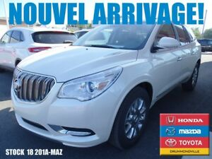 2015 Buick Enclave Leather+GPS+CUIR+CAM+7PASS+*DVD*